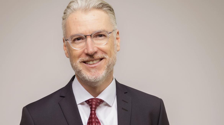 Picture of managing director NOW C. v. Knobelsdorff