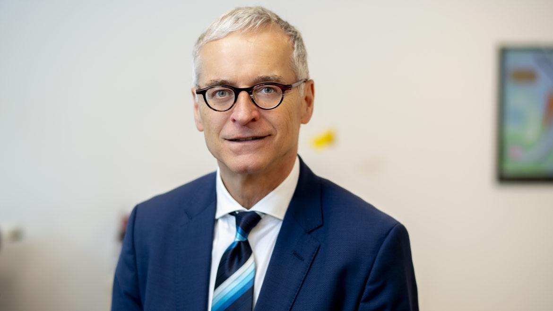 Profilbild NOW-Geschäftsführer Wolfgang Axthammer